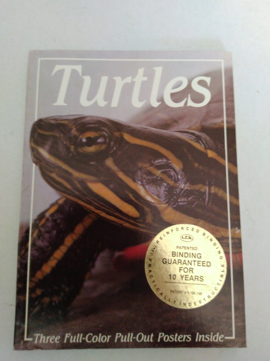 Turtles-Poster Book by John M. Mehrtens