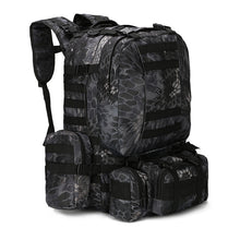 Camouflage Tactical Hiking Backpack