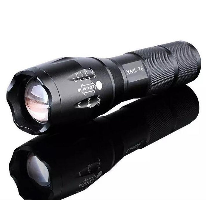 LED High Power Flashlight