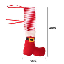 Christmas Chair Foot Cover