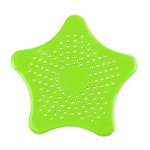 Silicone Star Shaped Sink Filter