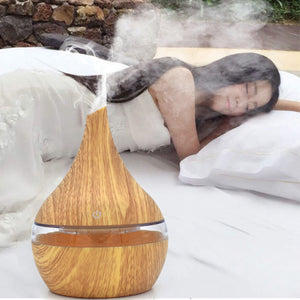 LED Essential Oil Diffuser