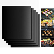 BBQ Grill Mat – reusable & non-stick barbecue grill mats