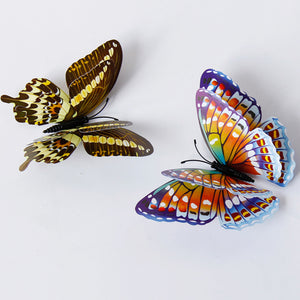 Glow in the Dark Butterflies - Wall Decals