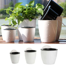 Self Watering Plant Pot - hanging flower planters