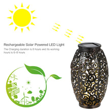 Solar Power LED Lantern