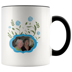 "PERSONALIZED - ""Your Photo Here"" Mug 4"