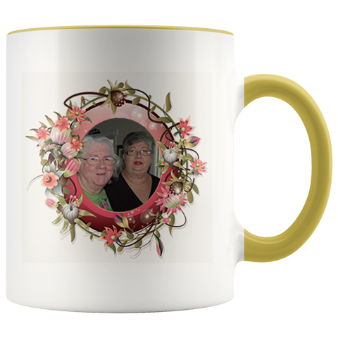 "PERSONALIZED - ""Your Photo Here"" Mug"