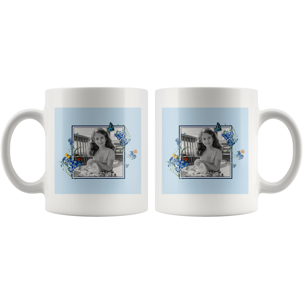 "PERSONALIZED - ""Your Photo Here"" Mug 2"
