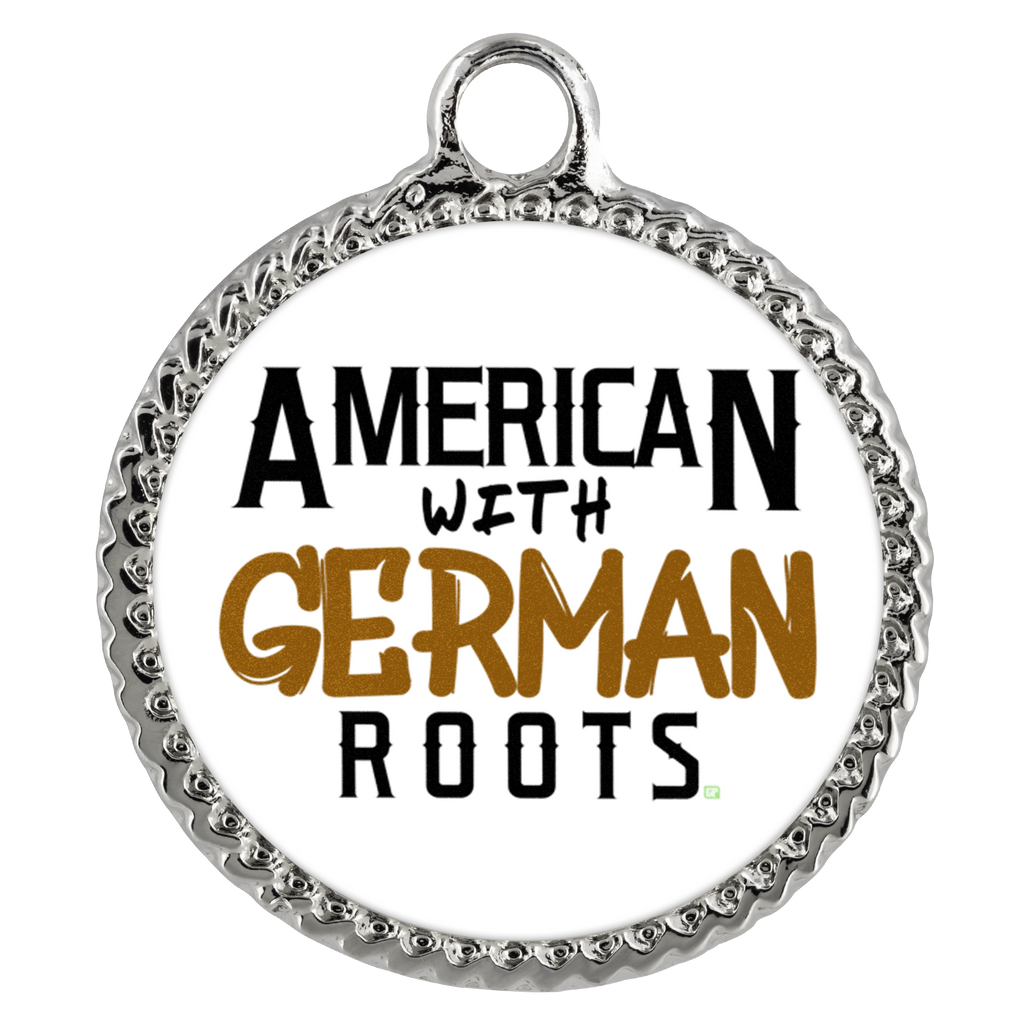 """American With German Roots"" Bracelet - Lyric"