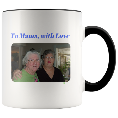Image of To Mama, with love Mug - Personalized v2