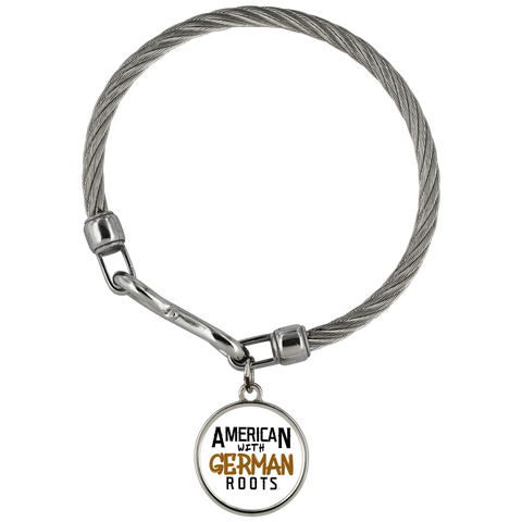 "Image of ""American With German Roots"" Bracelet - Wickford"