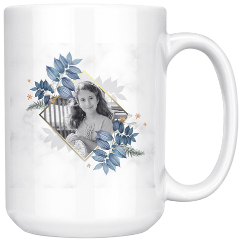 "PERSONALIZED - ""Your Photo Here"" Mug 3"