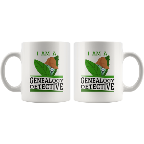 Image of I Am A Genealogy Detective