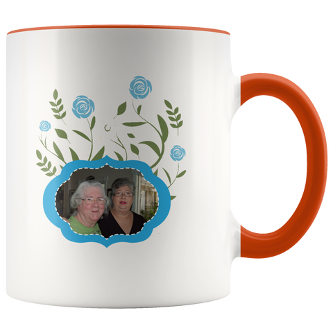 "Image of PERSONALIZED - ""Your Photo Here"" Mug 4"