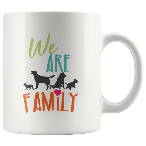 Image of We Are Family (Dogs)