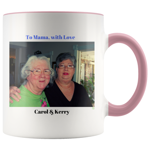 Image of To Mama, with love Mug - Personalized