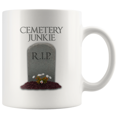 Image of Cemetery Junkie R.I.P.