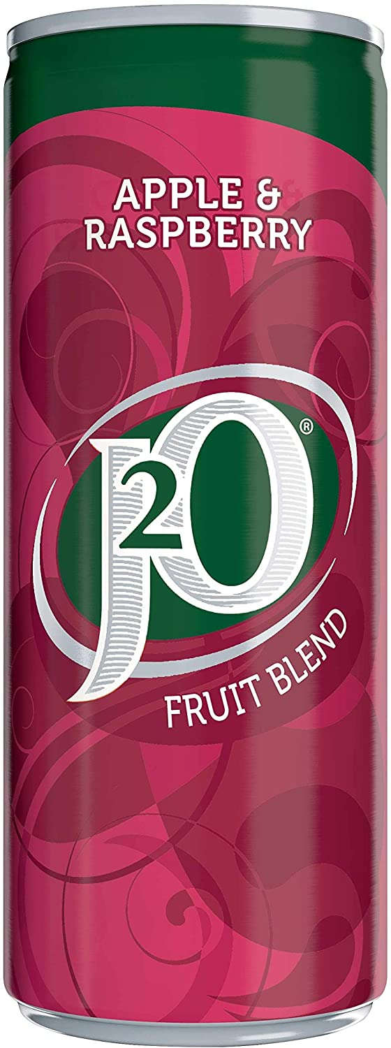 Britvic J2O Apple & Raspberry (250ml)