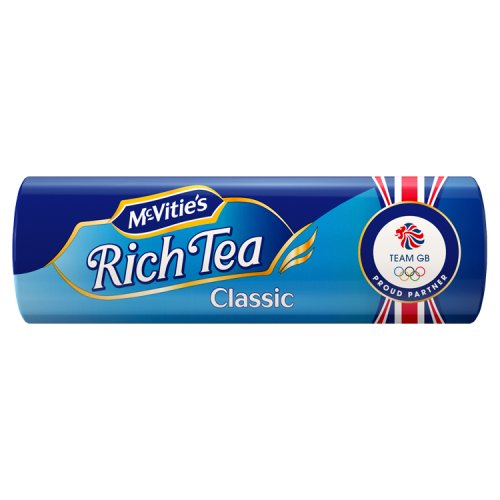 McVities Rich Tea Biscuits (300g)