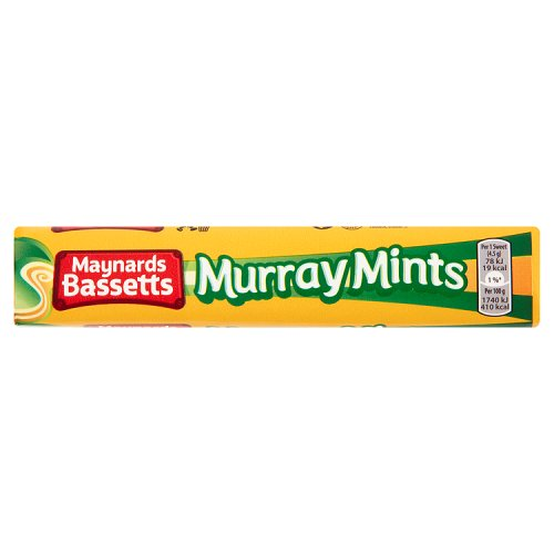 Maynards Bassetts Murray Mints Roll (45g)