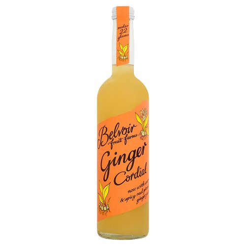 Belvoir Honey, Lemon & Ginger Cordial (500ml)