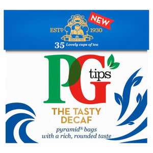 PG Tips Decaf 35s (101g)