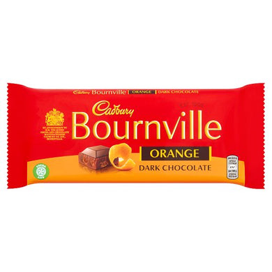 Cadbury Bournville Orange (100g)