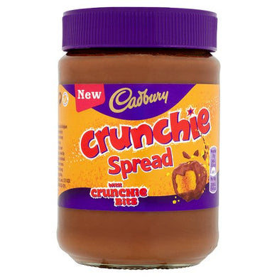 Cadbury Crunchie Spread (400g)