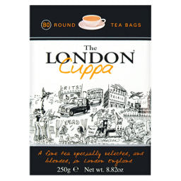 The London Cuppa Tea Bags (80)