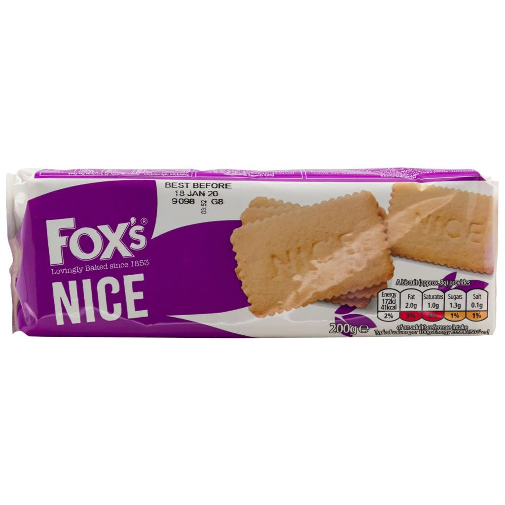Fox's Nice Biscuits (200g)