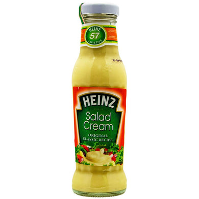 Heinz Salad Cream Glass Bottle (285g)