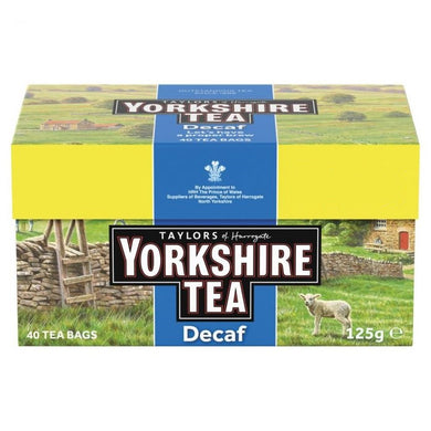 Yorkshire Tea - Decaf (40s)