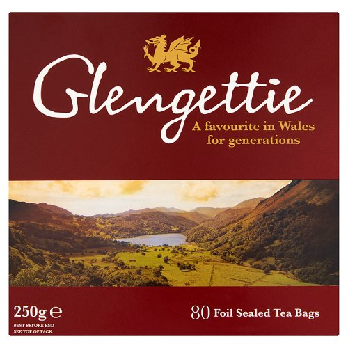 Glengettie Tea Bags (80)
