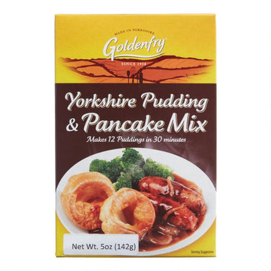 Goldenfry Yorkshire Pudding & Pancake Mix (142g)