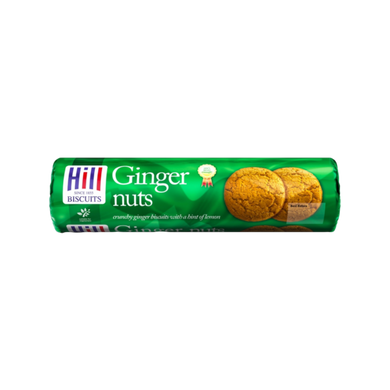 Hill Ginger Nuts (250g)