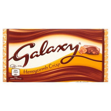 Mars Galaxy Honeycomb (114g)