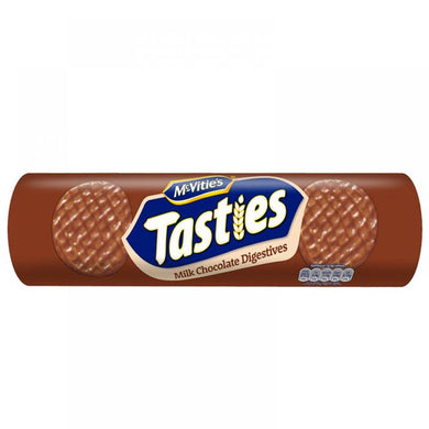 McVities Tasties Milk Chocolate Digestives (355g)