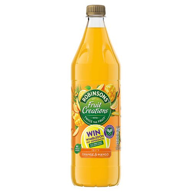 Robinsons Fruit Creations - Orange & Mango (1L)