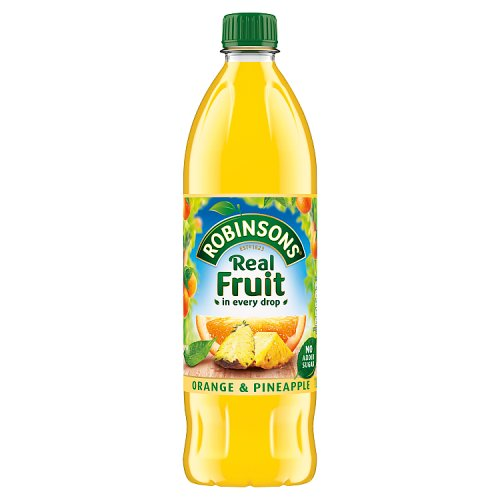 Robinsons - Orange & Pineapple  (1L)