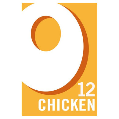 Oxo Chicken - 12 Pack (71g)