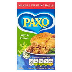 Paxo Sage And Onion (85g)