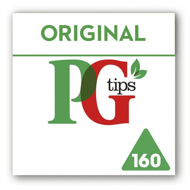 PG Tips Pyramid Bags (160)