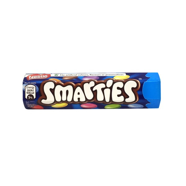 Nestle Smarties Hexatube (38g)