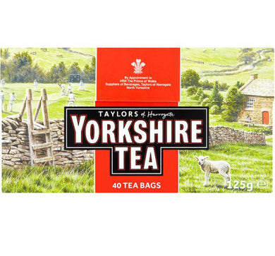 Yorkshire Tea - Red (40s)
