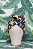Botanical Floral - Wired Turban Headband