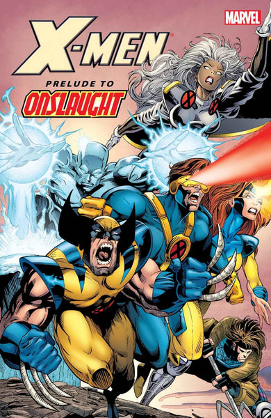 X-Men Prelude to Onslaught Book 0 - Heroes Cave