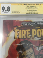 FCBD 2020 Fire Power 1 - CGC Signed by Robert Kirkman - Heroes Cave