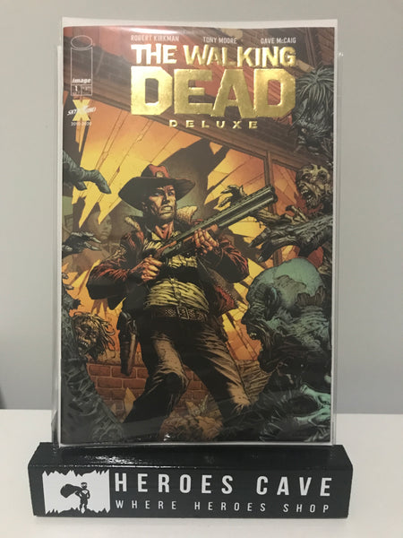 The Walking Dead 1 Deluxe - Heroes Cave