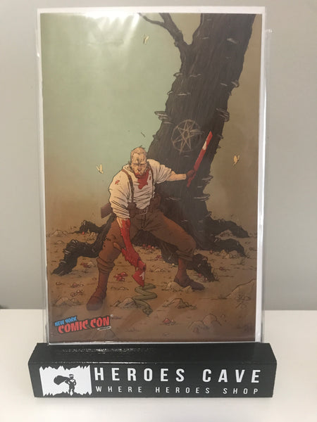 Grit 1 NYCC Exclusive
